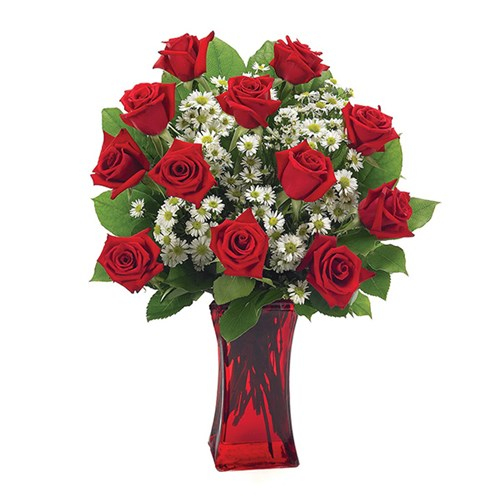 Elegant Rose Wishes from Ingallina's online gift shop